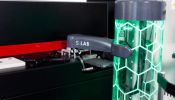 S-LAB with GE Incell 6500