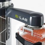 PAA S-LAB automated plate handler