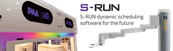 S-RUN Laboratory Scheduling Software